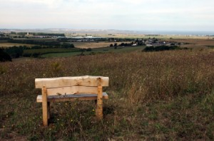 Rob's bench