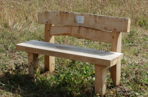 Rob's bench