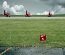 Red 6 car park