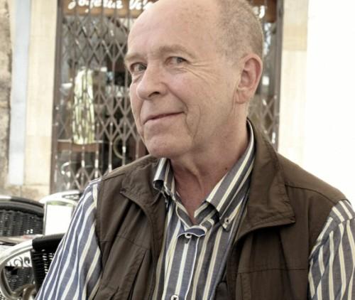 Ian Watson in Avilés