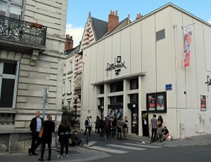 Le Petit Fauchez - the cinema where most of the films were shown