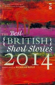 Nick Royle - Best British Short Stories 2014