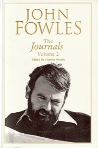 Fowles Journals vol 2